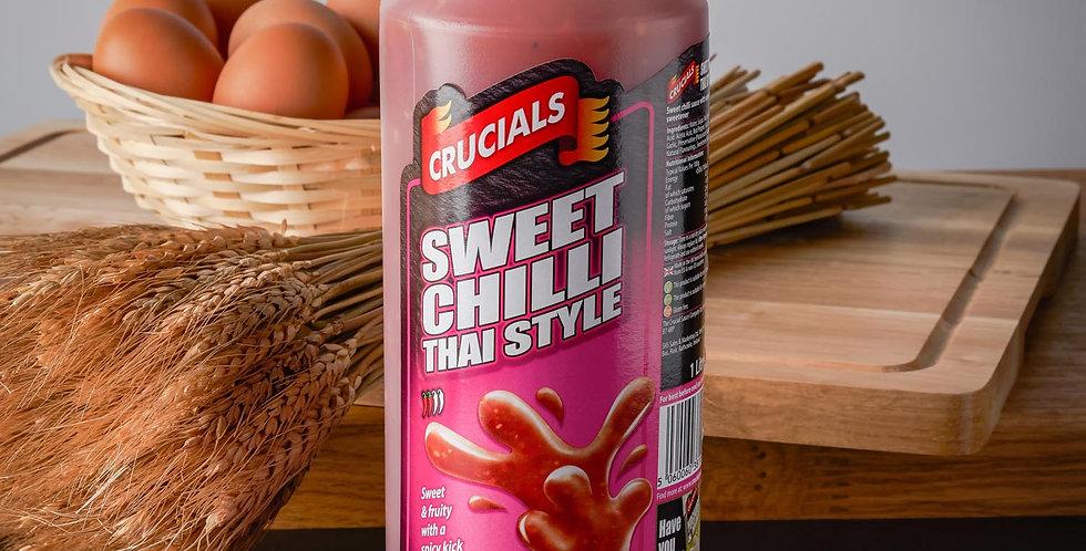 Crucials Sauce Sweet Chili Thai Style