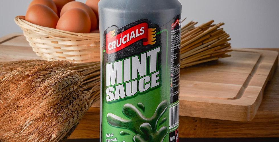 Crucials Sauce Mint Sauce