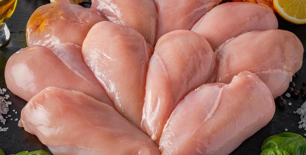 Chicken Breast Fillets 5kg Pack (16-20 breast)