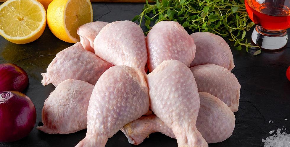 Large Meaty British Chicken Drumsticks x8