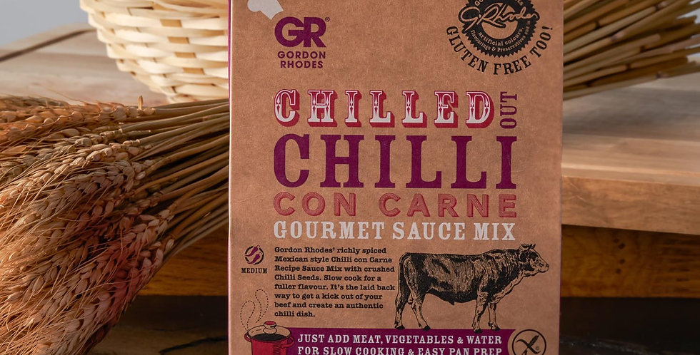 Gordon Rhodes Chilled Chilli Con Carne