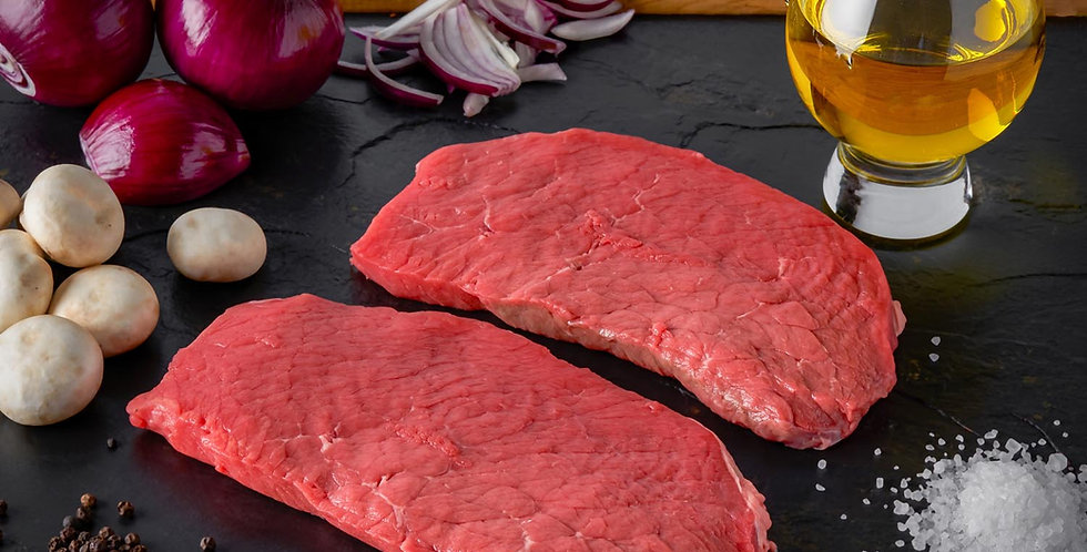 Prime Top Rump Minute Steaks  500 g
