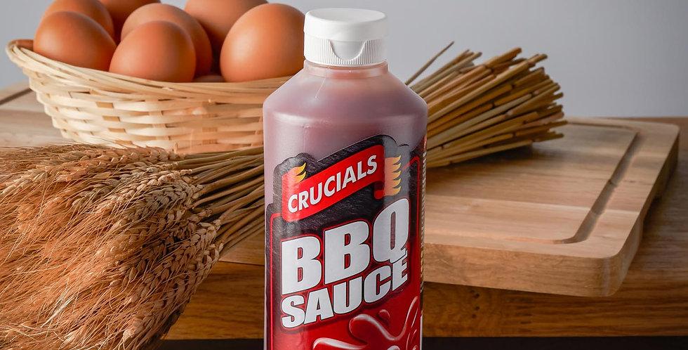 Crucials Sauce BBQ Sauce