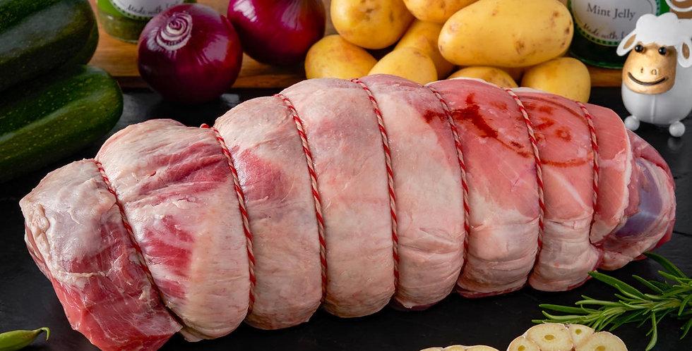Welsh Rolled Boneless Shoulder per kg
