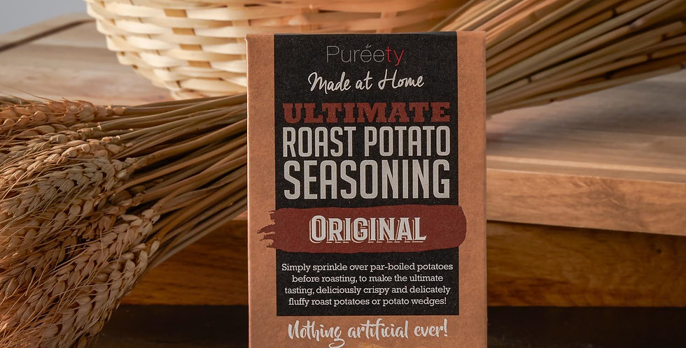 Pureety Roast Potato Seasoning Original