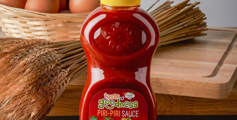 Goodness Sauce Peri Peri