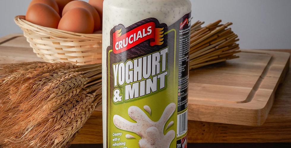Crucials Sauce Yogart Mint
