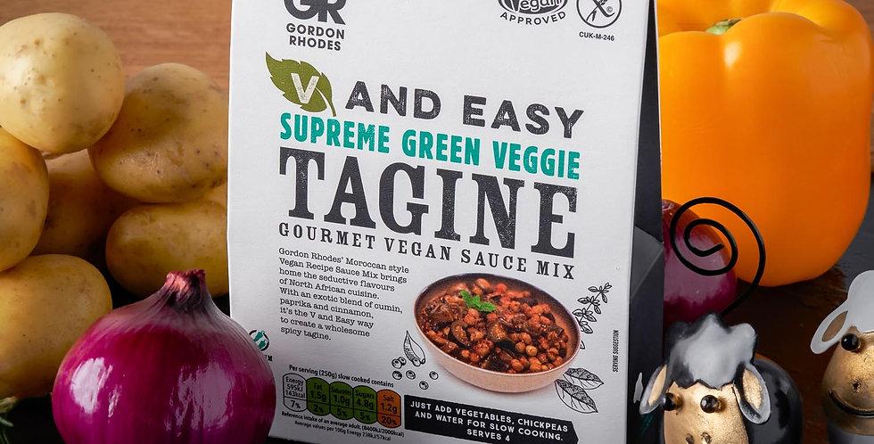 V and Easy Gordon Rhodes Supreme Green Veggie Tagine