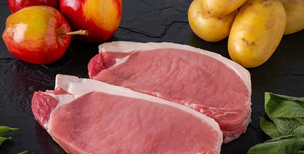 Boneless Pork Medalion Loin Steaks