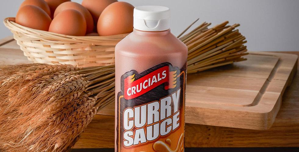 Crucials Sauce Curry Sauce