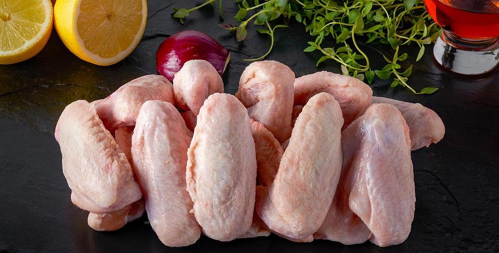 Large British Chicken Wings 1kg (10 wings)