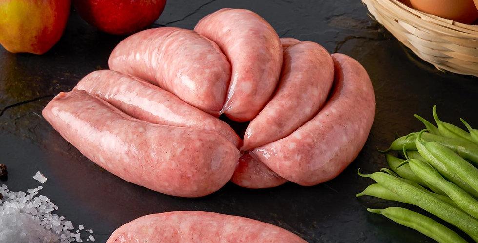 Pork Sausages (Lawrence of Leamore) 750g Pork and Apple