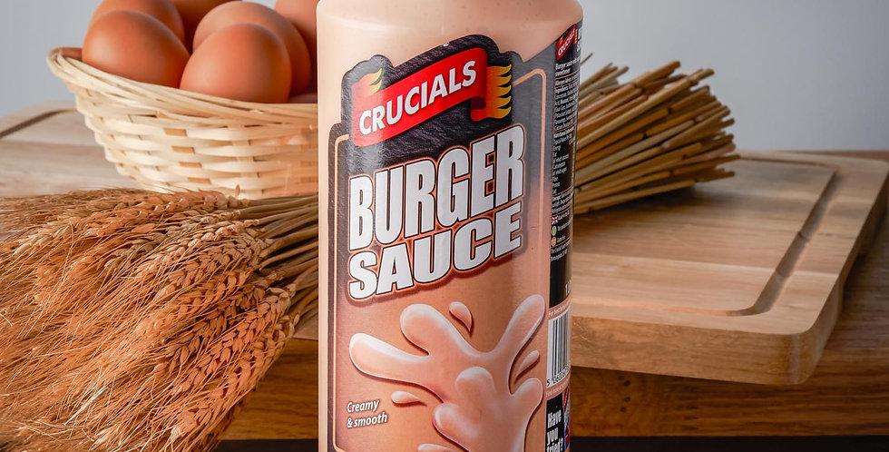 Crucials Sauce Burger Sauce