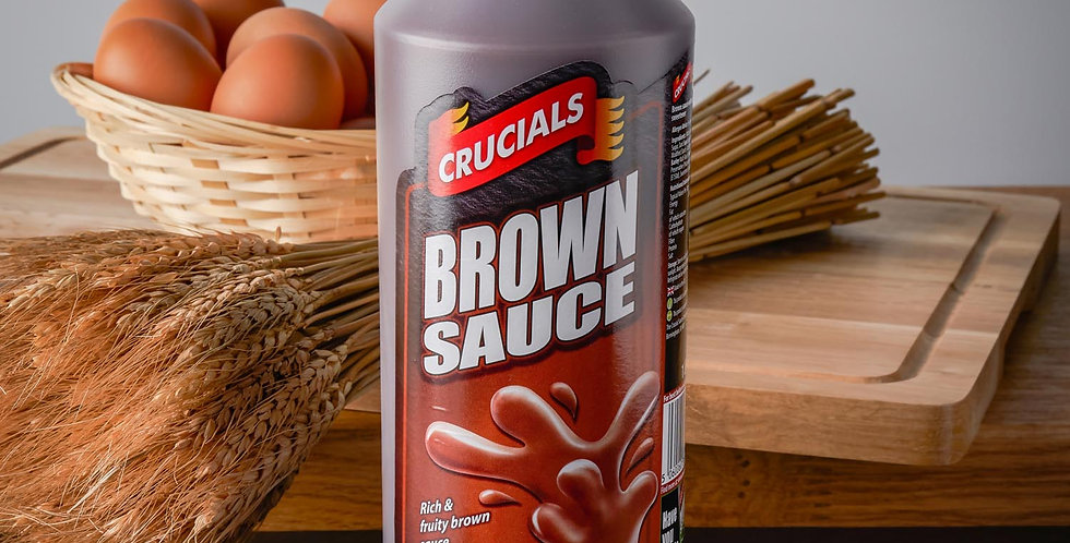 Crucials Sauce Brown Sauce