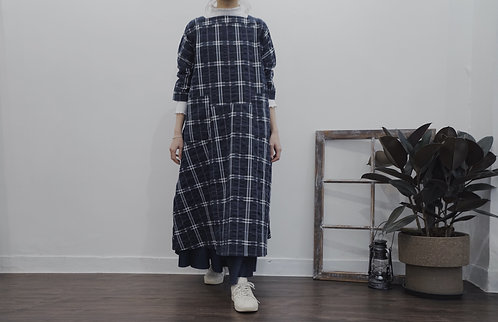 Old col' Checkered Dress
