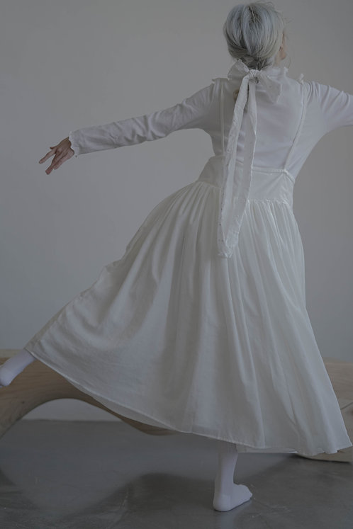 2 wears camisole skirt - white (must buy !!!!)