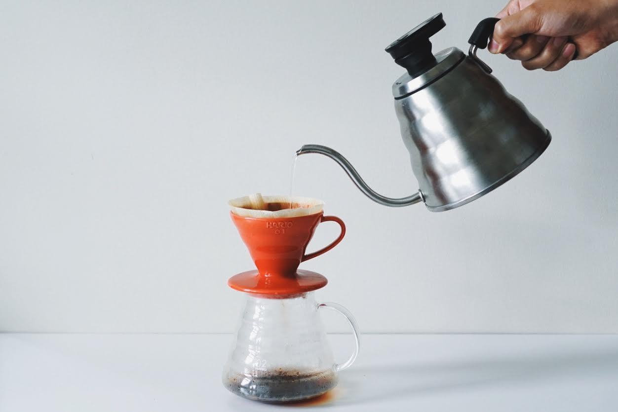 Pour-Over Package