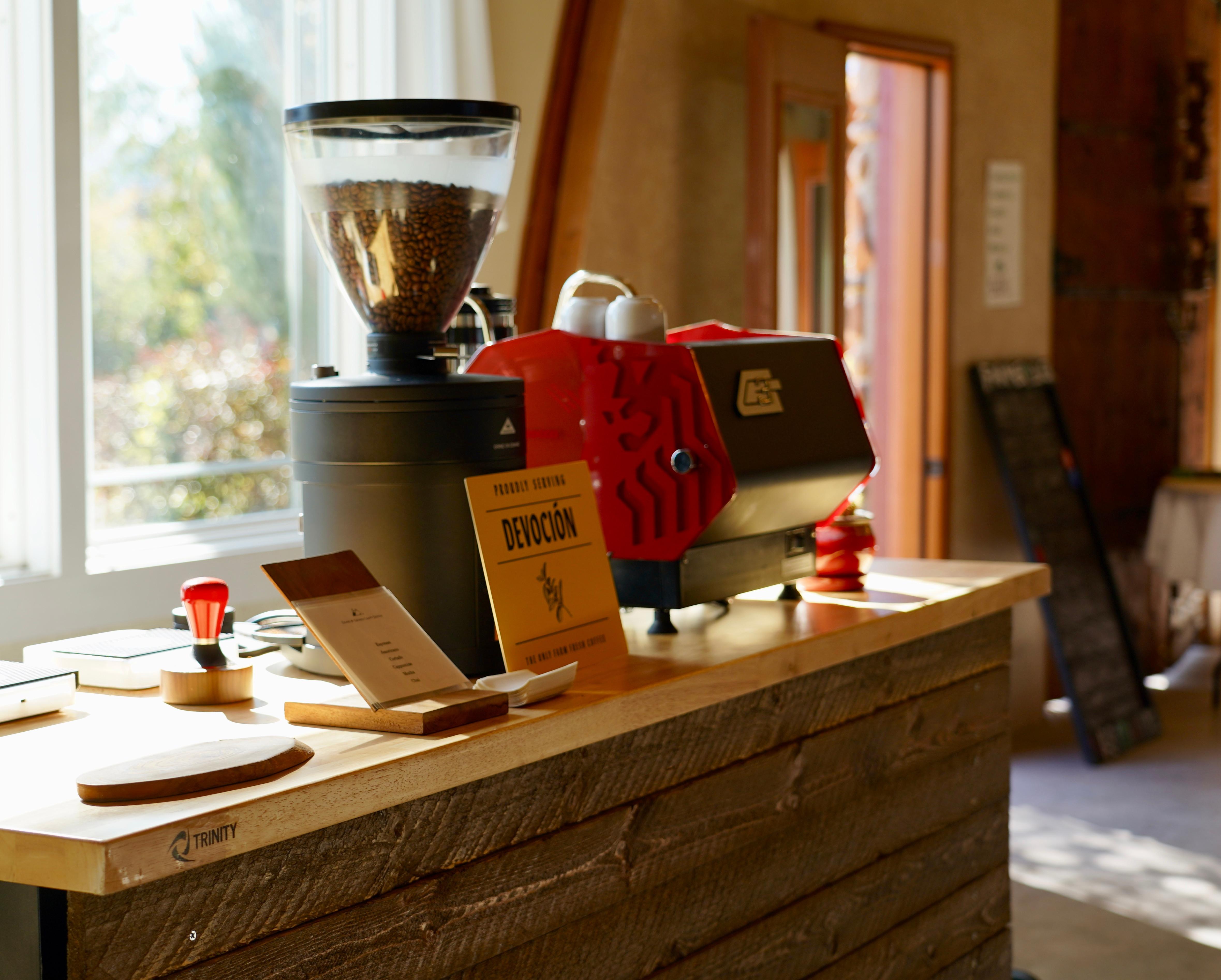 Artisan Espresso Bar Service