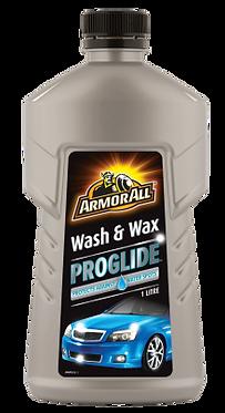 1 LITRE WASH & WAX - PROGLIDE