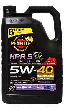 HPR 5 EXTRA TENFULL SYNTHETIC