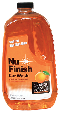 Nu Finish Car Wash 1890ml