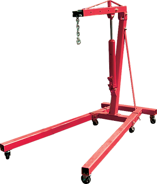 1500KG FOLDABLE ENGINE CRANE