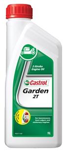CASTROL GARDEN 2TOIL1 LITRE