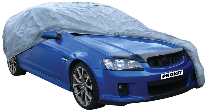 BREATHABLE CAR COVERS - MEDIUM