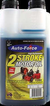 AUTOFORCE 2 STROKE MIX MOTOR OIL1 LITRE