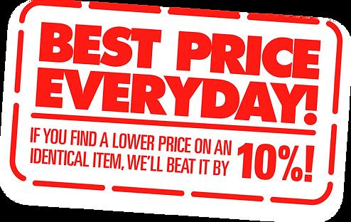 BEST PRICE EVERYDAY_Sprint Red on White.
