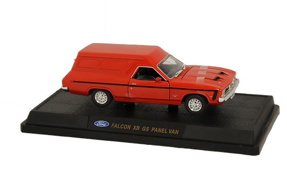 1:32 SCALE FORD FALCON XB GS PANEL VAN