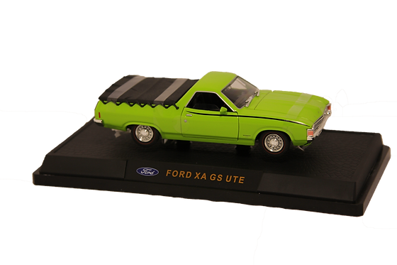1:32 SCALE FORD FALCON XA GS UTE