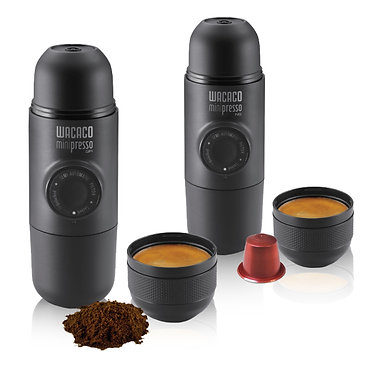 MINIPRESSO TRAVEL COFFEE MAKERS