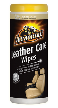 DETAILING WIPES - Leather Care Wipes