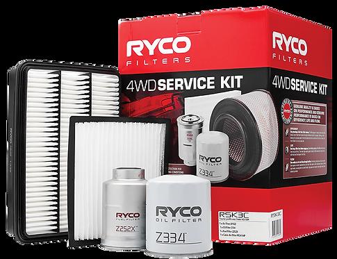 RYCO 4WDSERVICE KITS