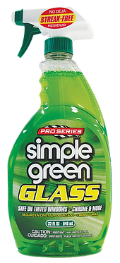 GLASS CLEANER 946ML TRIGGER