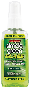 GLASS CLEANER 59ML
