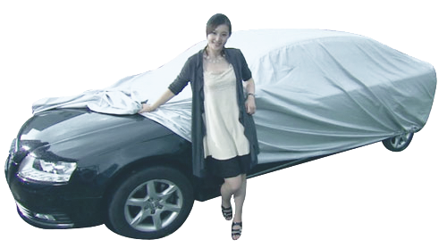 EASY OPERATING CAR COVER - SMALL