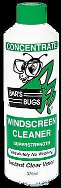 WINDSCREENCLEANER 375ML