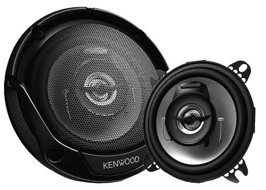 """KENWOOD 2 WAY SPEAKERS4"""" 210W"""