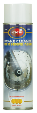 AUTOSOLMOTORCYCLE BRAKE CLEANER 500ML