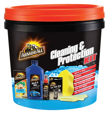 CLEAN & PROTECTION KIT BUCKET