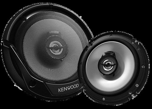 """KENWOOD 2 WAY SPEAKERS6"""" 300W"""