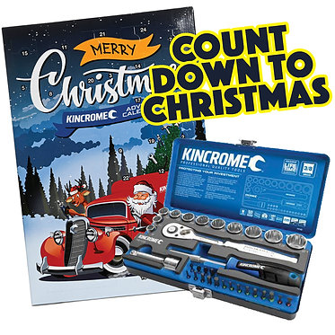 KINCROME 32 PIECE ADVENT CALENDAR 2020