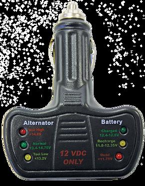 ALTERNATOR /BATTERY MONITOR 12V