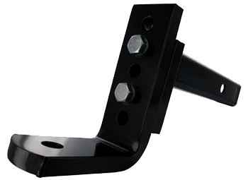 ADJUSTABLE TOWBALL MOUNT
