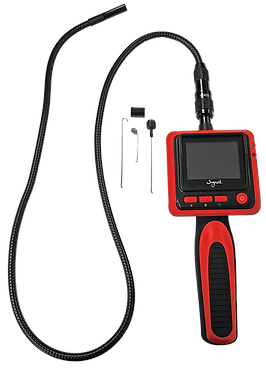 INSPECTION CAMERA  9MM WITH 2.4IN LCD MONITOR
