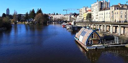 Photo Erdre - L'Erdre à Nantes
