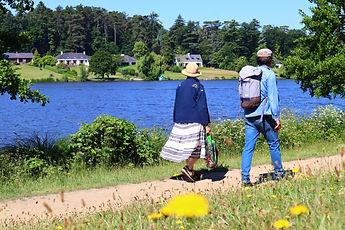 Photo Erdre - L'Erdre à pied.JPG