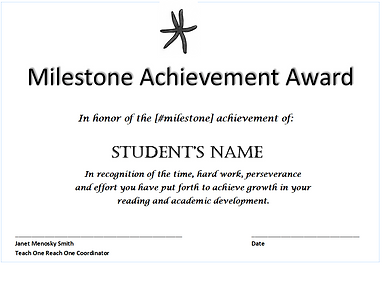 Milestone Award Cert. Art Student.png